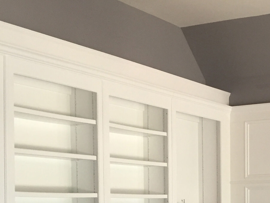 Cabinetry, Built-Ins & Trim Molding Projects