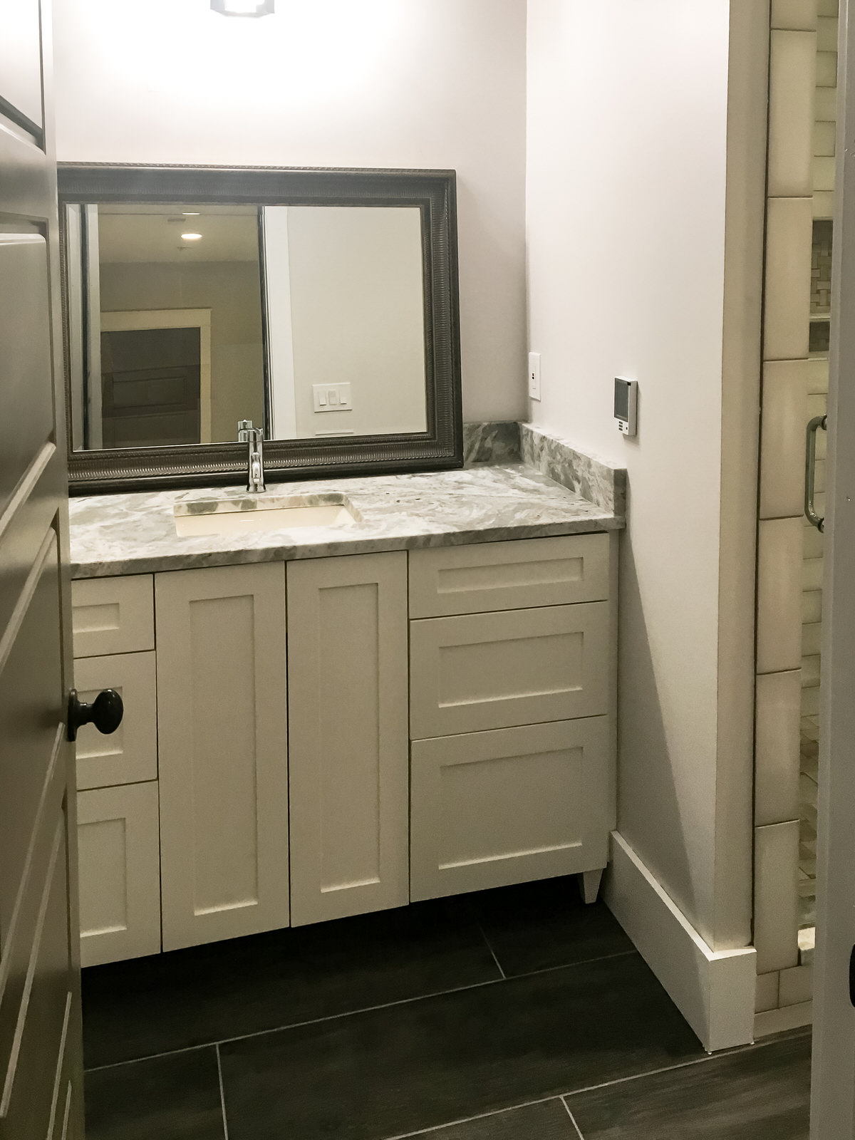 . Small Bathroom Remodel  Norcross  GA   BDM Residential Remodeling