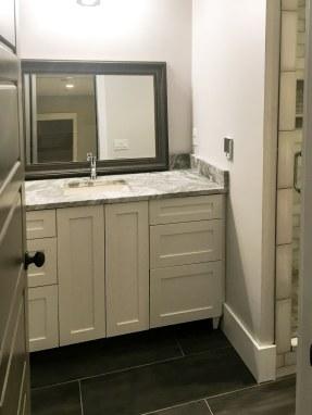 Small Bathroom Remodel, Norcross, GA