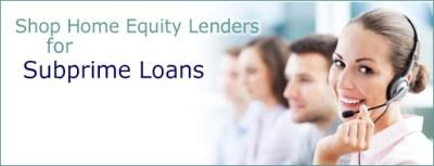 Bad Credit Home Equity Loan