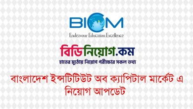 Bangladesh Institute of Capital Market BICM