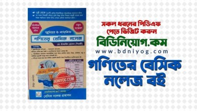 Goniter Basic Knowledge Book PDF