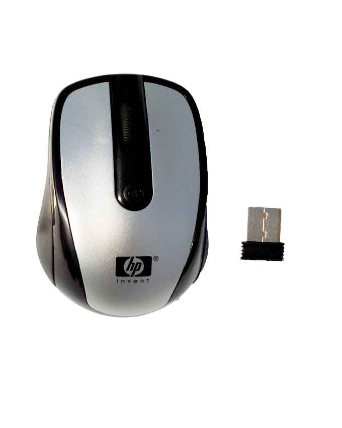 HP Wireless Mouse Price Grey