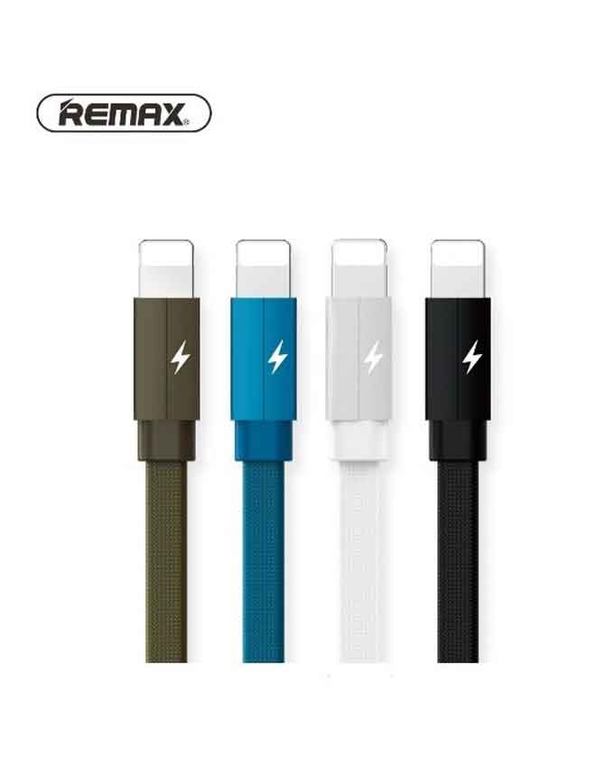 1560757388 Remax RC-094i (2m) Kerolla Series Lightining Data Cable - Black