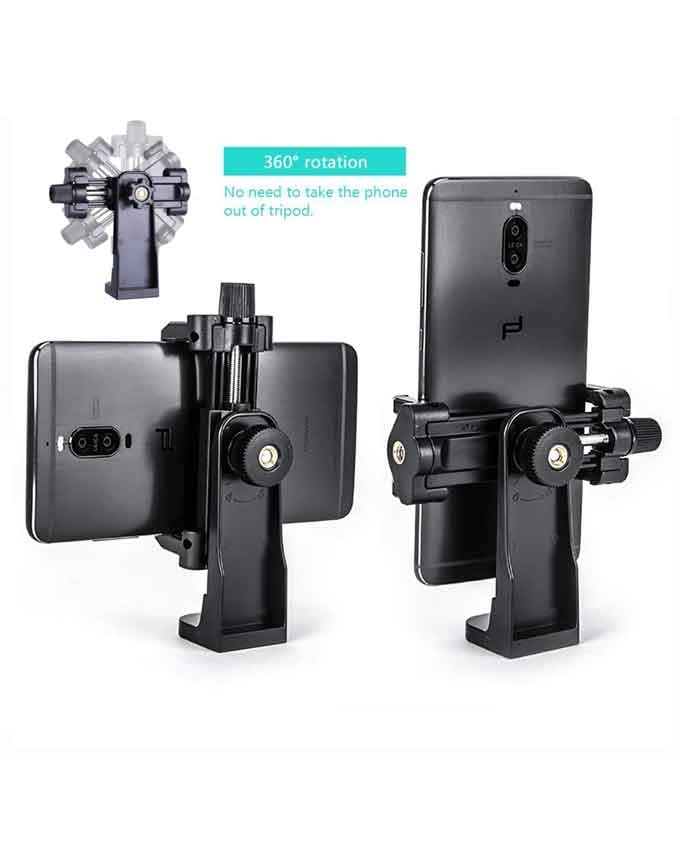 1574063850 Yunteng F-mount Smartphones Tripod Holder