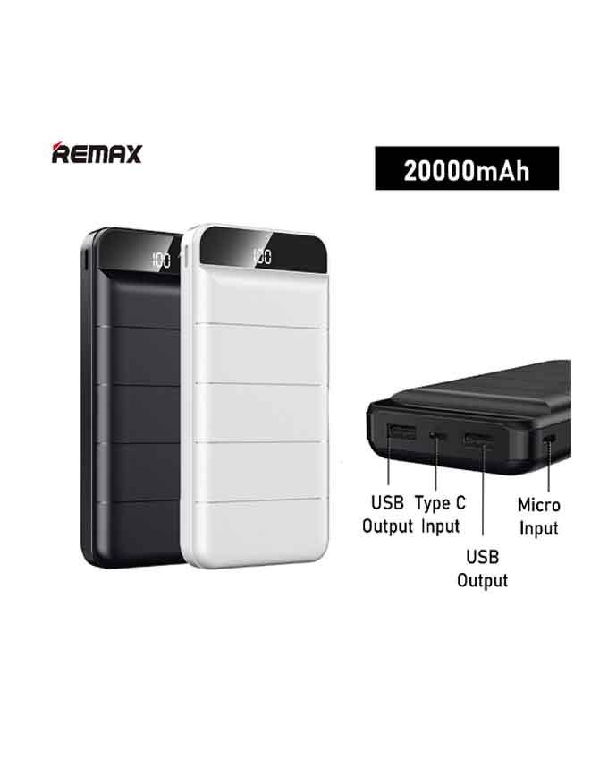1576591078 Remax RPP-140 Leader Series Power Bank 20000mAh