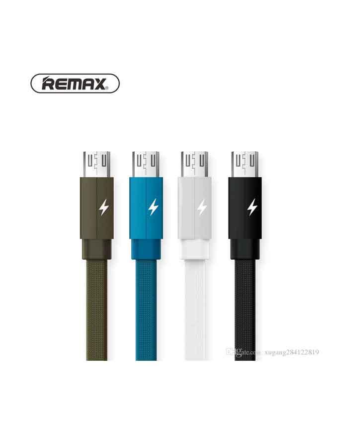 Remax Kerolla Rc 094m 1 Remax RC-094m (2m) Kerolla Series Micro USB Data Cable
