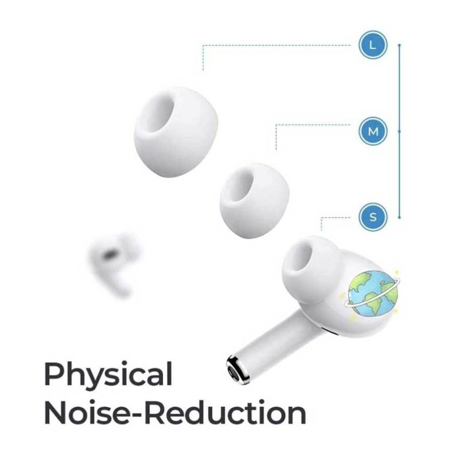 JOYROOM ANC PRO JR T03 TWS NOISE CANCELLATION WIRELESS EARBUDS Bdonix 5 Joyroom T03 Pro TWS