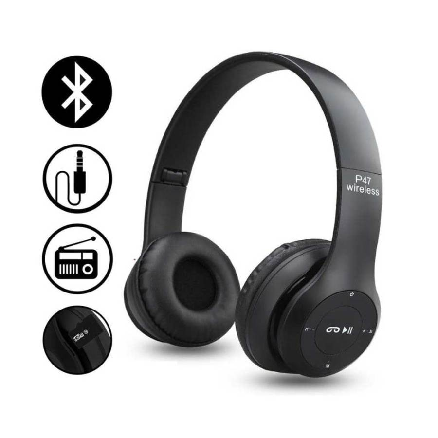 p47 wireless headphones price