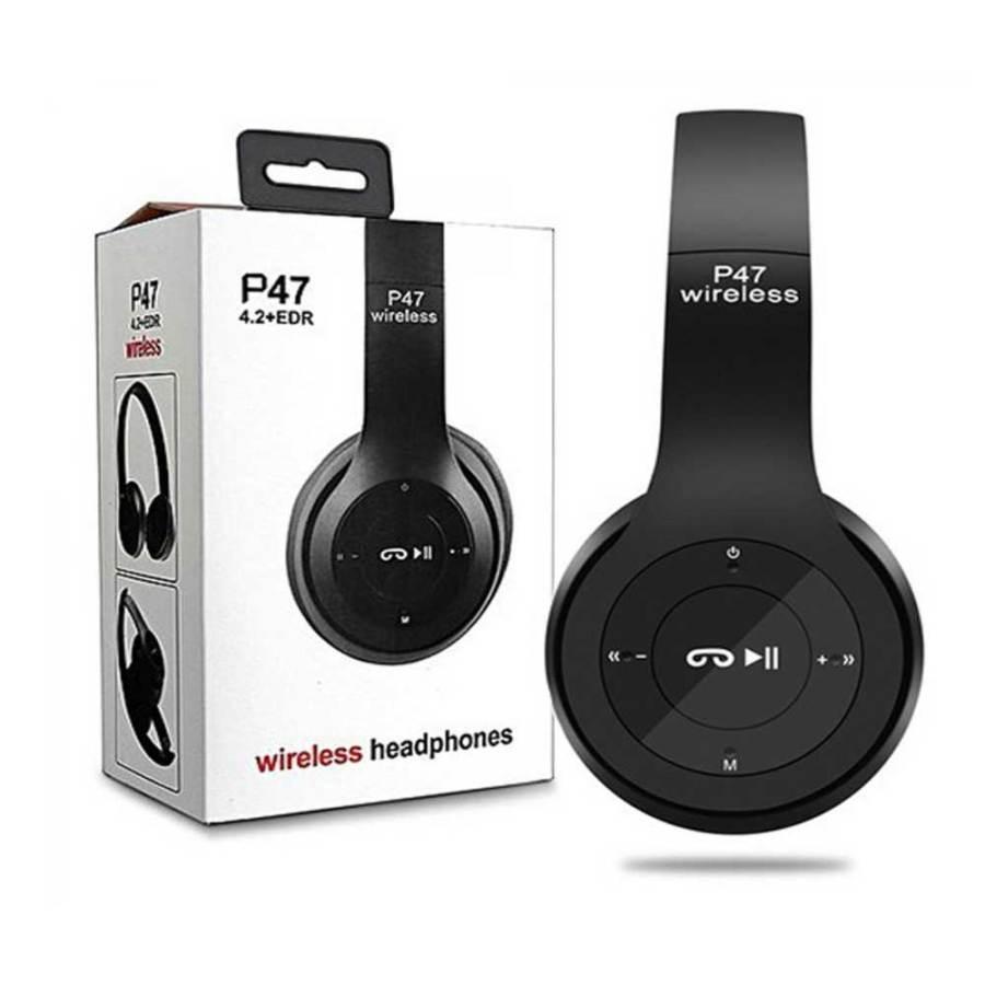 P47 Wireless Headphone P47 Wireless Headphones