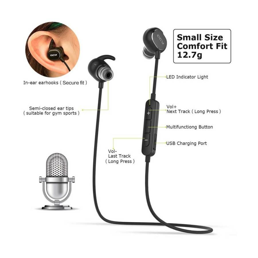 QCY19 BLUETOOTH HEADSET Bdonix 2 QCY 19 Bluetooth Headset