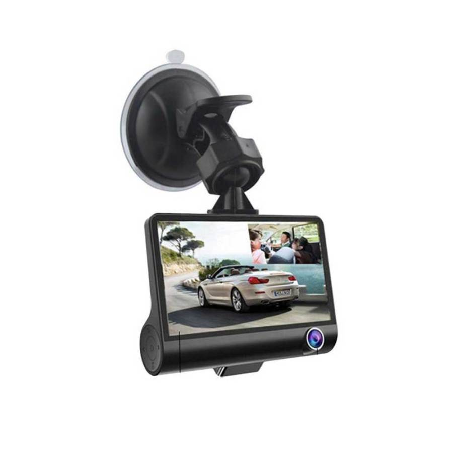 WDR Dashcam 3 Camera Lens Video Car DVR Full HD 1080P 2 1 WDR Dashcam 3 Camera Lens Video Car DVR Full HD 1080P