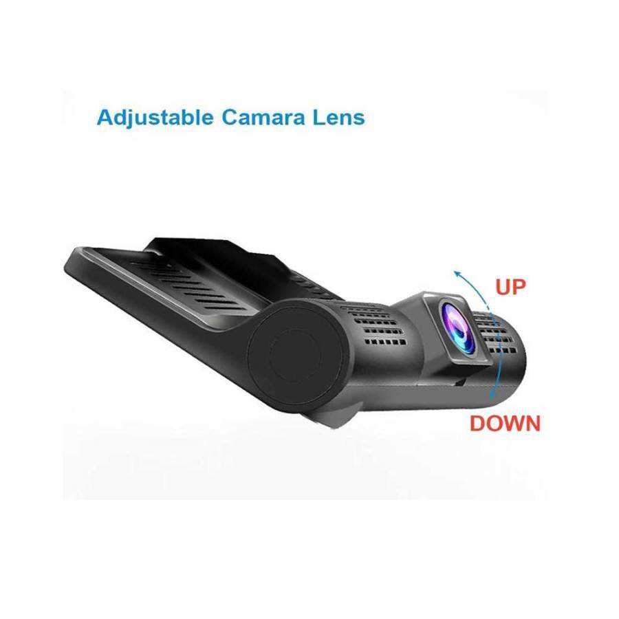 WDR Dashcam 3 Camera Lens Video Car DVR Full HD 1080P 4 WDR Dashcam 3 Camera Lens Video Car DVR Full HD 1080P