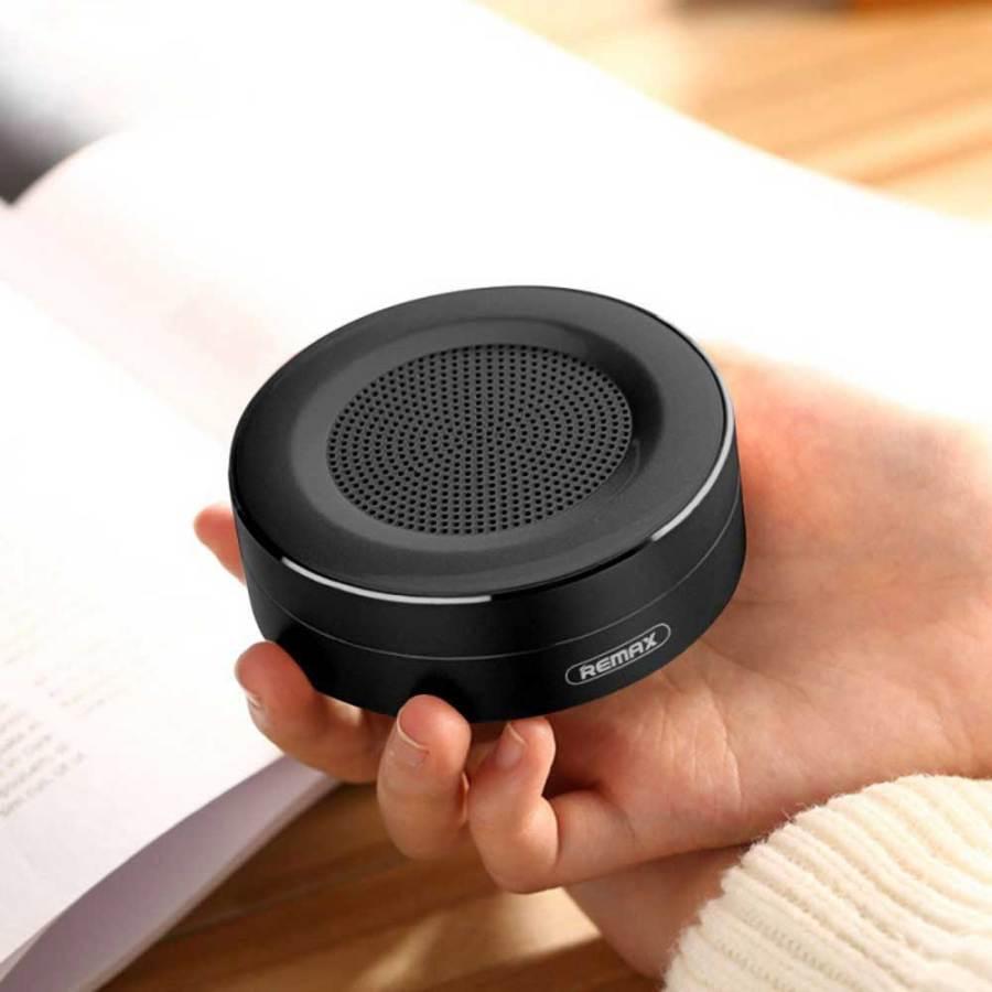 Remax RB M3 Bluetooth Portable Speaker bDonix Black 2 Remax Bluetooth Portable Speaker RB-M13 - Black
