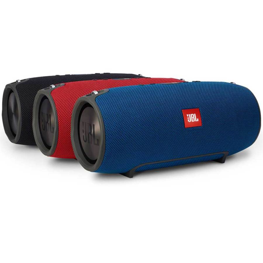 jbl xtreme splashproof bluetooth speaker with powerful sound 4 bdonix 3 JBL Xtreme Bluetooth Speaker With Powerful Sound - Black