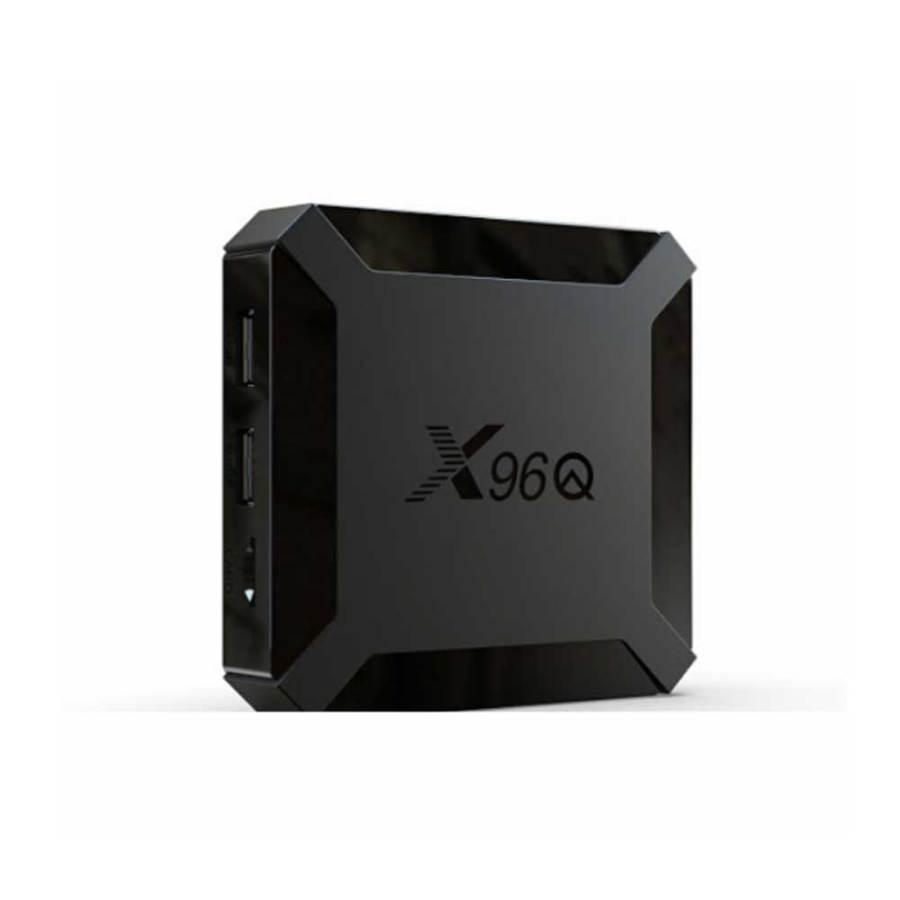 x96q android 10 tv box