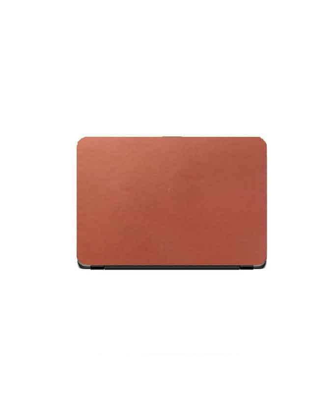 Laptop Back Stickers Matte Bean Color
