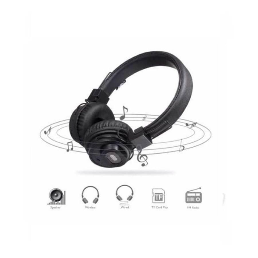 Capture2 NIA X5SP Headset Wireless Bluetooth Headphone Speaker
