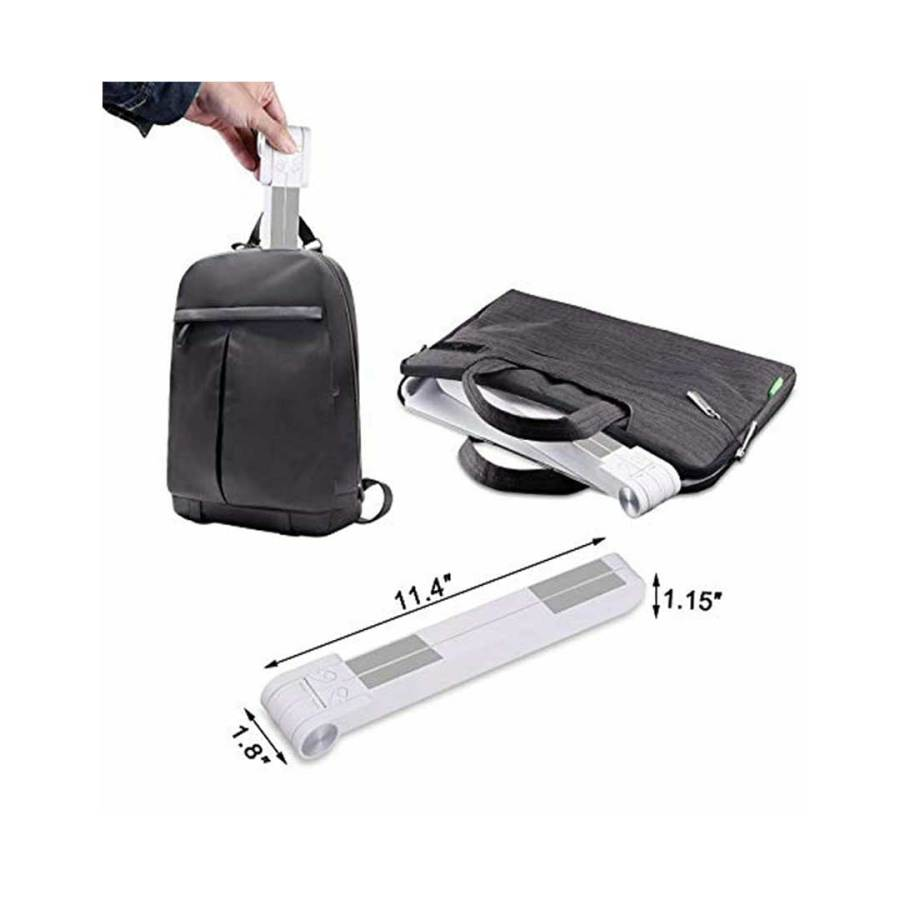 bDonix Adjustable Latpop Stand 6 Adjustable Portable Desktop Laptop Stand