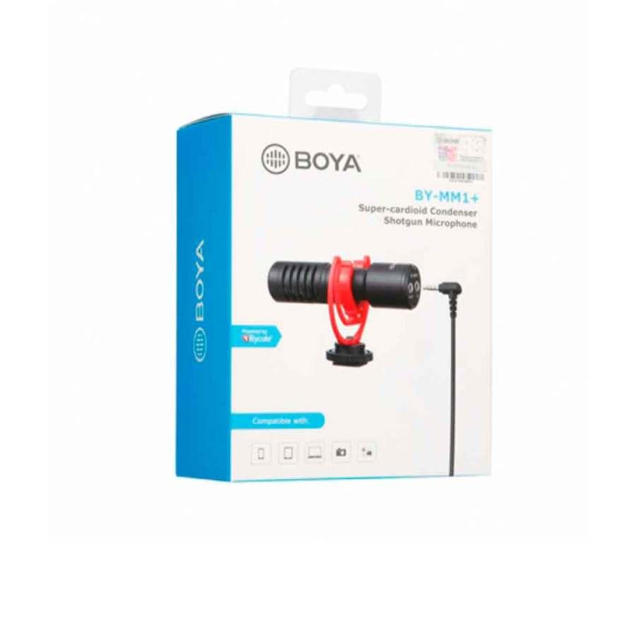 boya mm1 2 Boya MM1+ Wireless Universal Cardioid Microphone