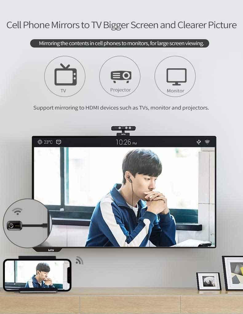 Mira Screen G9 Plus 5G