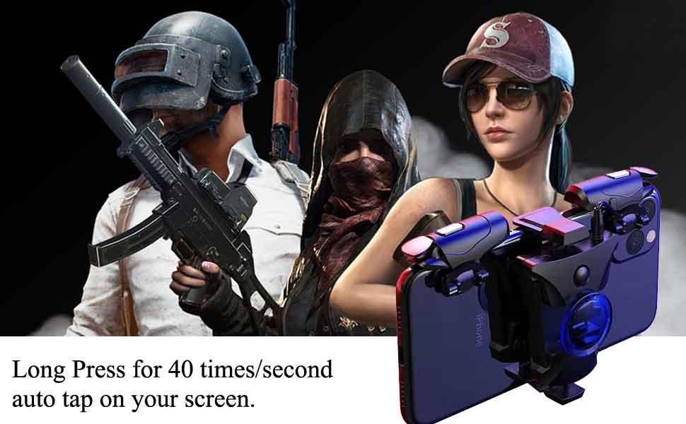 auto trigger for pubg