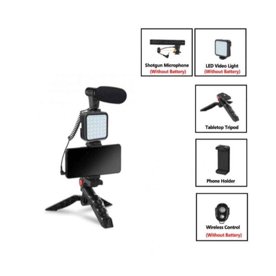 camera vlogging kit