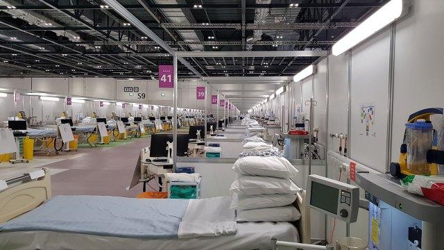 NHS Nightingale Hospital London - BDP.com