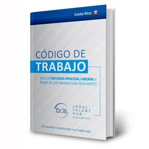 Código de trabajo - Actualizado 2020