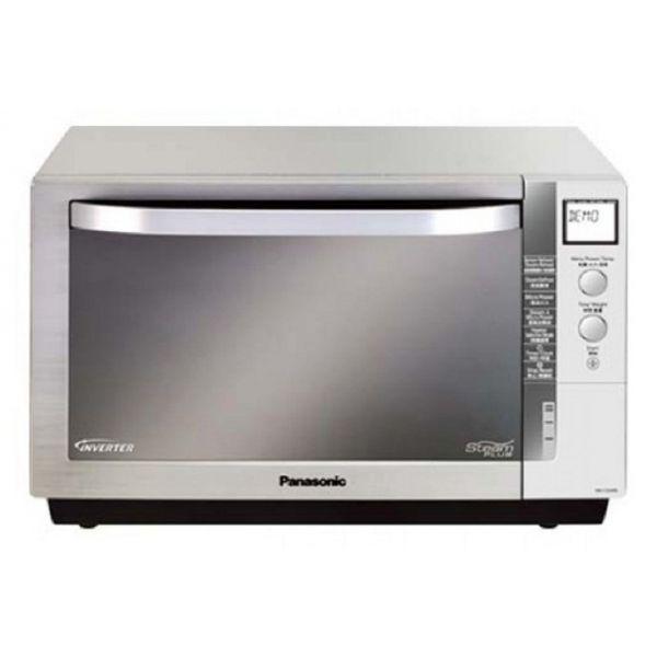 panasonic inverter steam and grill microwave oven nn cs599s