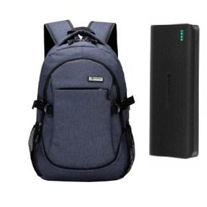 Pachet Sense15,15k mAh, & rucsac laptop port USB extern