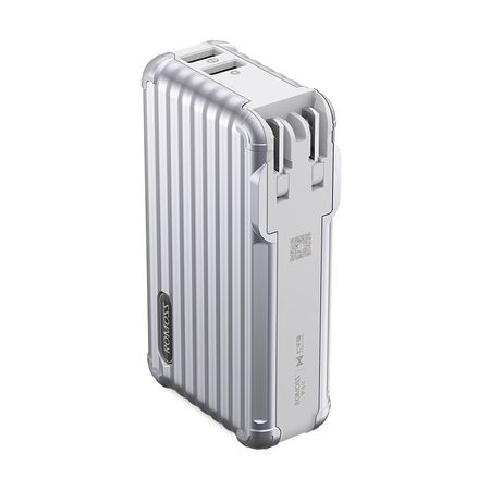Baterie Externa Romoss UPower 10 Gri, 10000 mAh