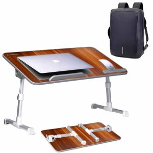 Masuta multifunctionala Avantree TB101L Maro+Geanta Laptop