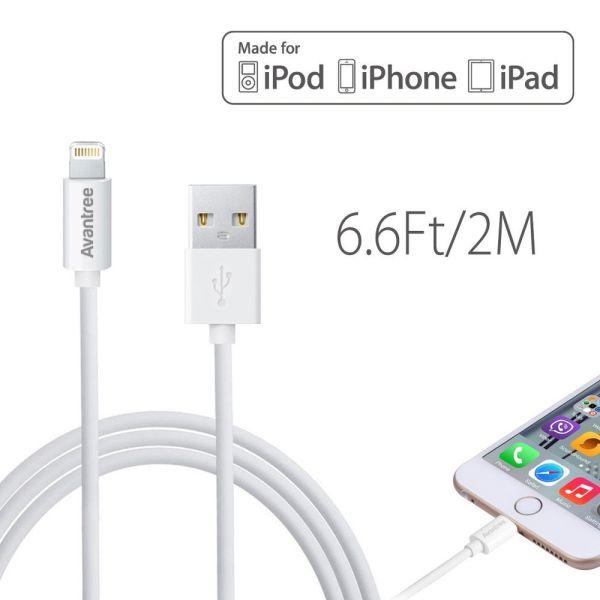 Cablu Lightning to USB MFi, 2M
