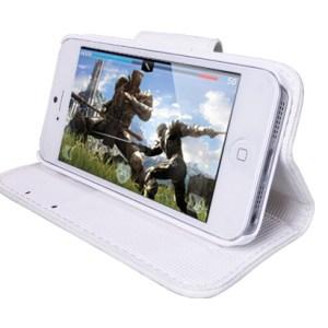 Husa pentru iPhone 5 Avantree Wallet