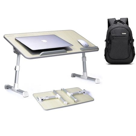 Masuta multifunctionala Avantree TB101L Gri+Rucsac Laptop