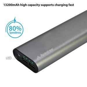 Baterie externa Avatree 13200 mAh Dual-USB