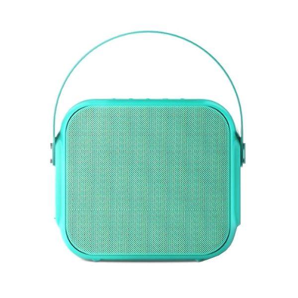 Boxa Rockspace Mutone, BT 4.2, slot SD, AUX verde
