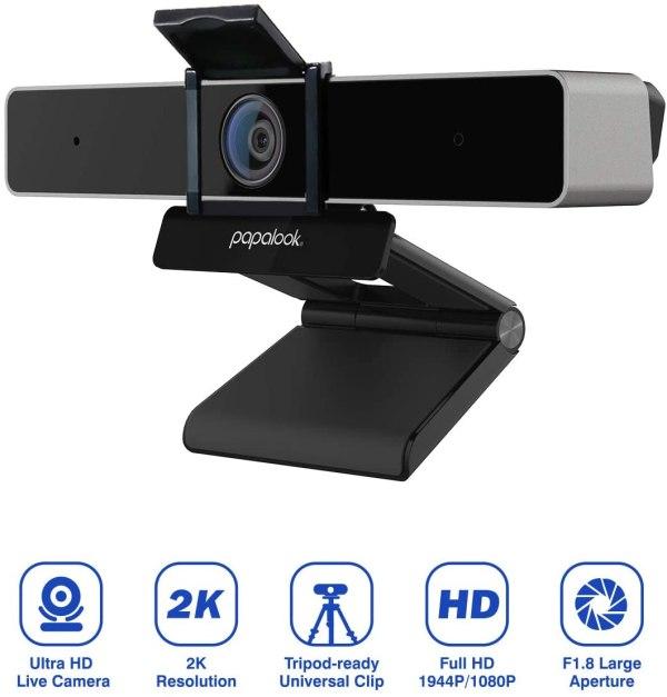 camera web ausdom papalock PA920 2k