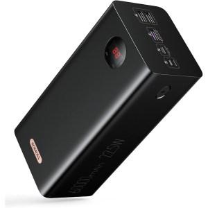 Baterie externa Romos 60000mAh, 18W, QC 3.0