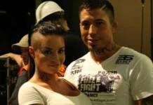 christy mack e war machine