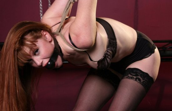 Beautiful Redhead Model Bound and Dominated Hard