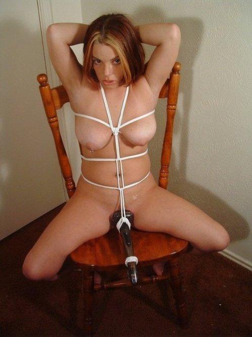Cute Girlfriend Bound by Her Boyfriend for Punishment