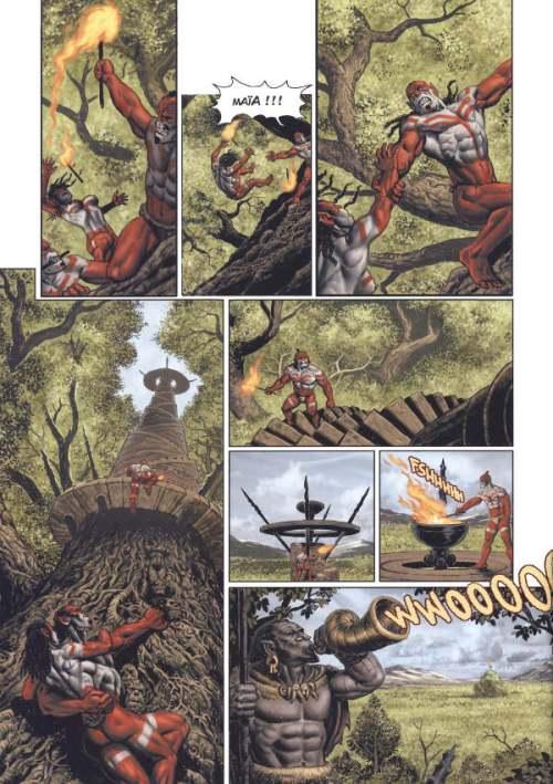 Resultado de imagem para orks nicolas tackian nicolas guenet