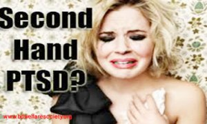 Discussion About - Post- Alarming Accent Ataxia or, Post-Traumatic Stress Disorder (PTSD)-0030...........