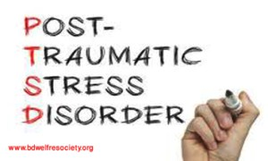 Discussion About - Post- Alarming Accent Ataxia or, Post-Traumatic Stress Disorder (PTSD)-0036............