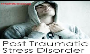 Post-Traumatic Accent Ataxia or, Post-Traumatic Stress Disorder (PTSD) - Diagnostic Procedure, Collected Unique Picture No-007.