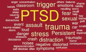 Post-Traumatic Accent Ataxia or, Post-Traumatic Stress Disorder(PTSD)- Responsible For Causes And Risk Factors , Collected Unique Picture No- 00016.....
