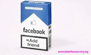 Social Media Addiction Such As Facebook-Twitter-Instagram