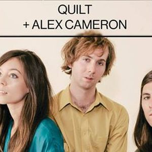 Quilt + Alex Cameron